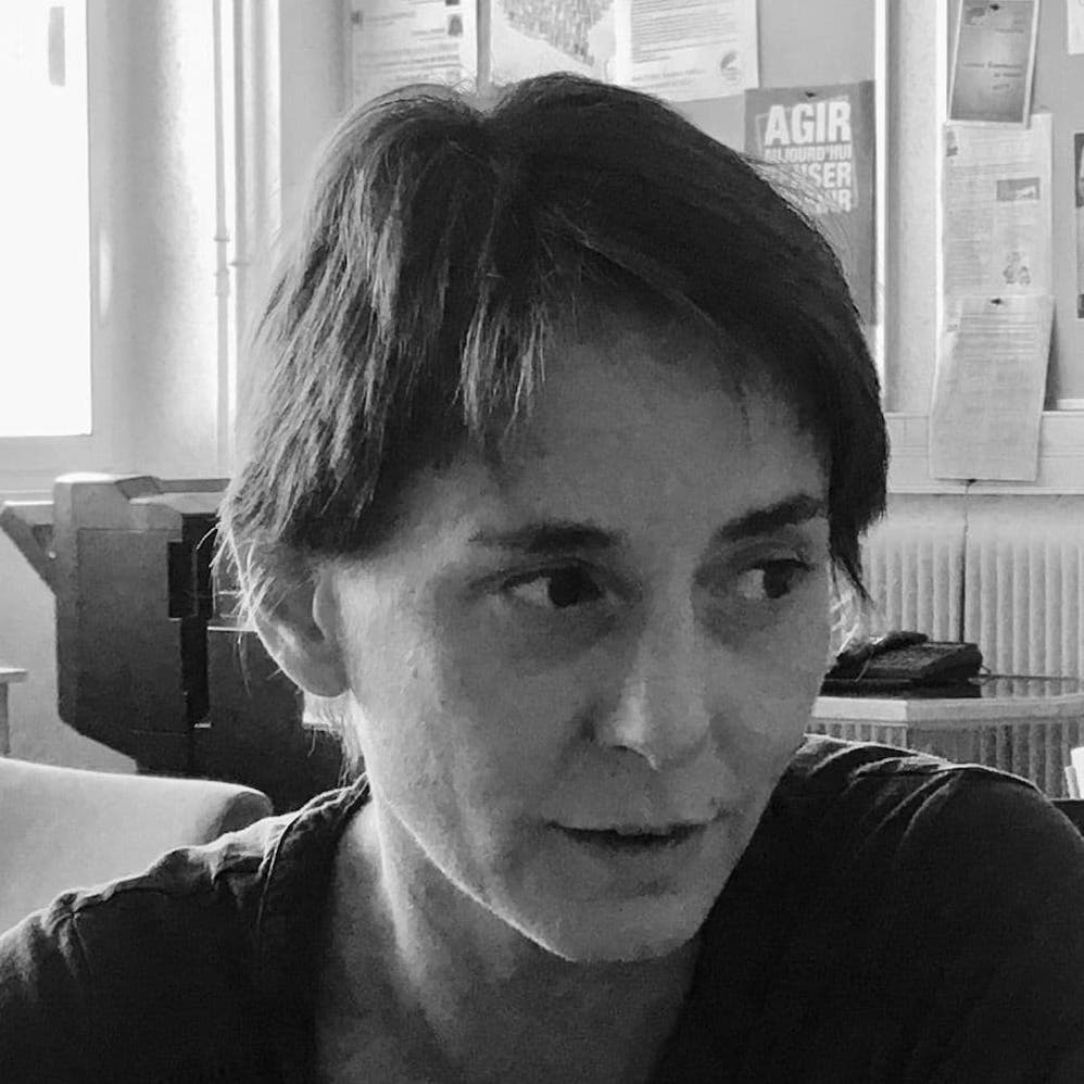 Perrine ANTOLIN Professeur Biotechnologie